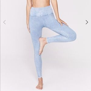 Spiritual Gangster Self Love Seamless Legging